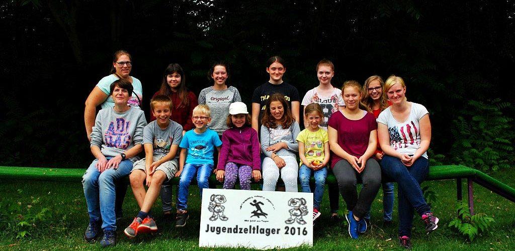 Jugendzeltlager 2016
